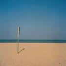 Empty Beach  by Debja
