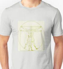 Vitruvian Mal Unisex T-Shirt