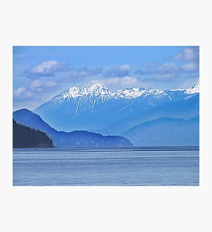 Lower Arrow Lake (1) Photographic Print