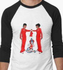 Glee-k Men's Baseball ¾ T-Shirt