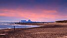 Sizewell at Dusk by Geoff Carpenter