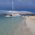 Formentera: Glass Bottom Boat by Kasia-D