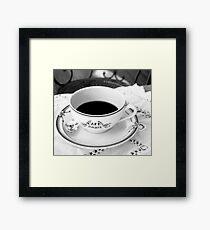 Cafe Paris Framed Print