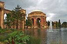 The Palace of Fine Arts by Cathy Jones