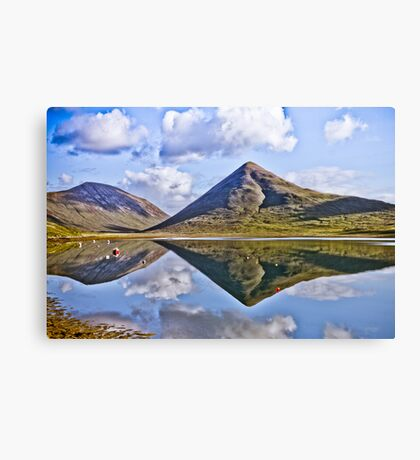 Skye Reflections Canvas Print