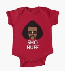 The Sho Nuff! Short Sleeve Baby One-Piece