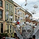 Carnival Float by Melissa Fuller