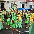 Children's Carnival Dance by Melissa Fuller