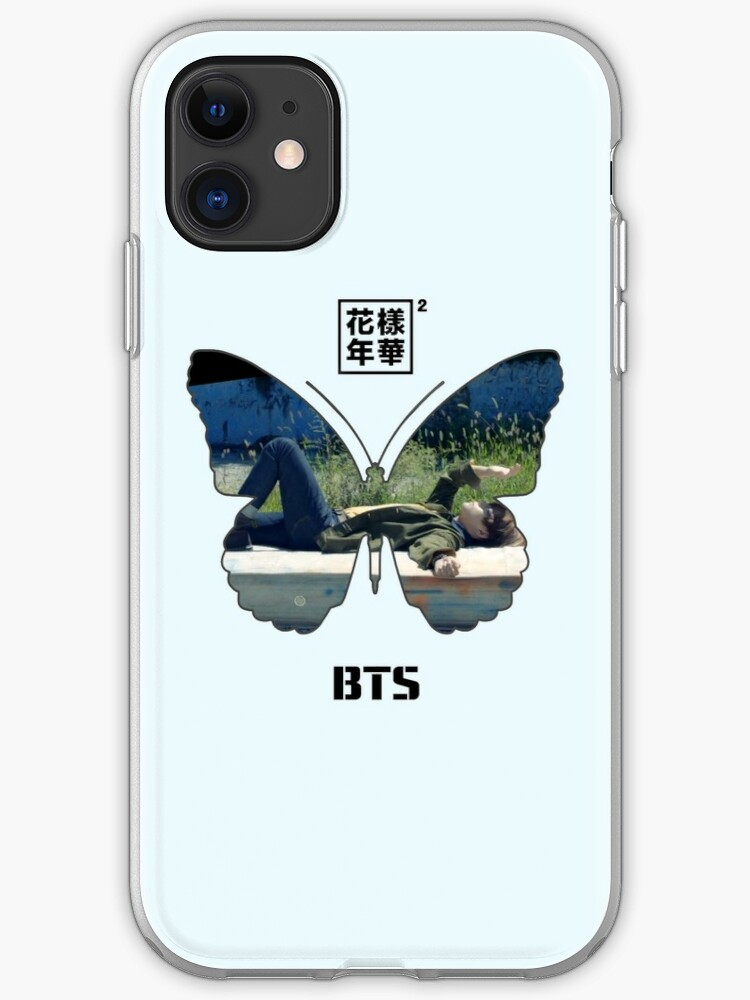 BTS Papillon 2 iphone case