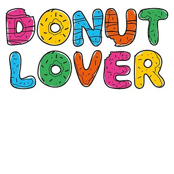 DONUT LOVER by 1995