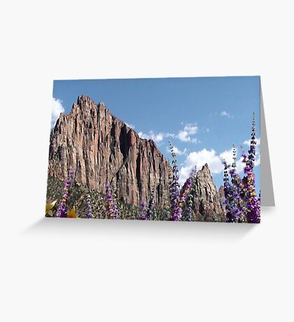 Zions Greeting Card