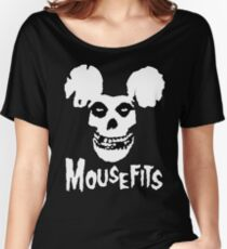 I Want Your Cheese! Mousefits Logo Women's Relaxed Fit T-Shirt