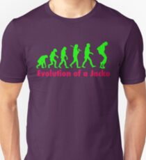 Jacko green Unisex T-Shirt
