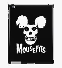 I Want Your Cheese! Mousefits Logo iPad Case/Skin