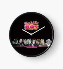 Absolutely 80s supergroup Clock