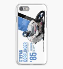 Stefan Dörflinger - 1985 Hockenheim iPhone Case/Skin