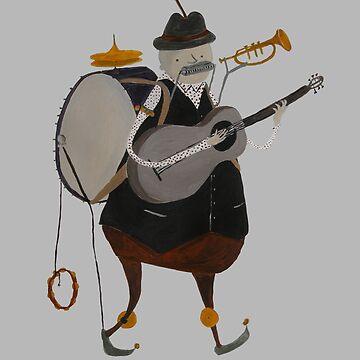 One Man Band Machine by mimmam