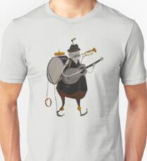 One Man Band Machine Unisex T-Shirt