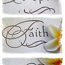 Hope, Faith, Love by Tiffany De Leon