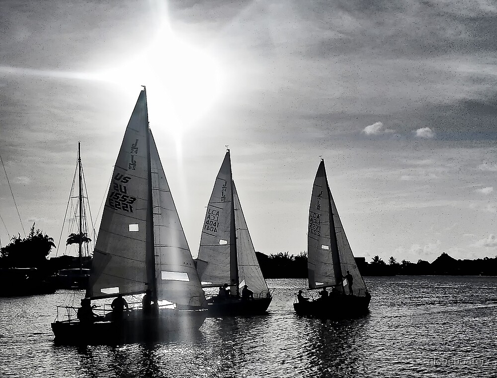 "3 ""J24"" by globeboater"