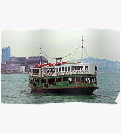 The Star Ferry Poster