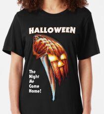 HALLOWEEN Slim Fit T-Shirt