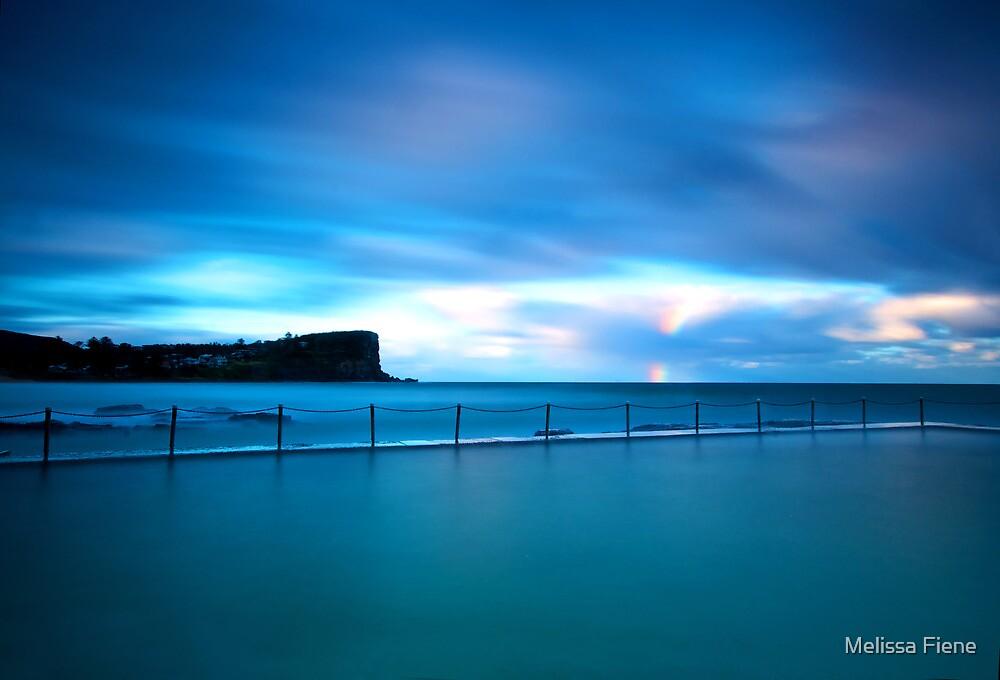 Avalon Rainbow by Melissa Fiene