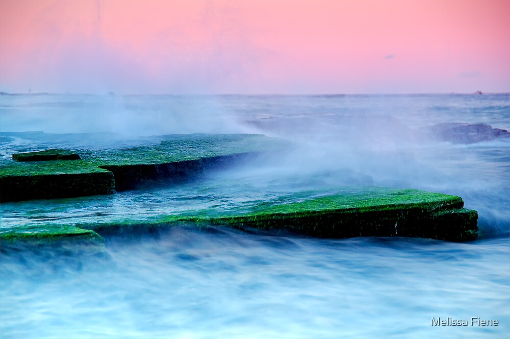 Turimetta at Dusk by Melissa Fiene