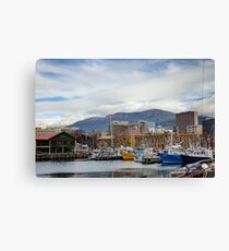Hobart Harbour Canvas Print