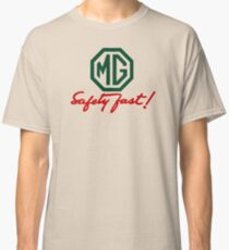 MG Safety Fast Classic T-Shirt