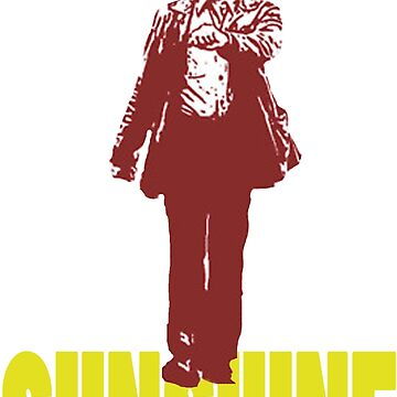 SIMPLY WALKEN ON SUNSHINE by adamgoodison1