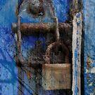 Thrown away the key by BizziLizzy