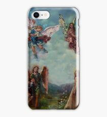 The Four Archangels iPhone Case/Skin