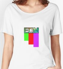 Artistic EDM Women's Relaxed Fit T-Shirt