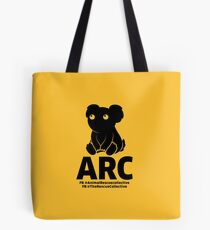 Animal Rescue Collective - Baby Koala! We'll look after you little guy Tote Bag