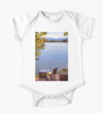 Table For Two - Mirror Lake One Piece - Short Sleeve