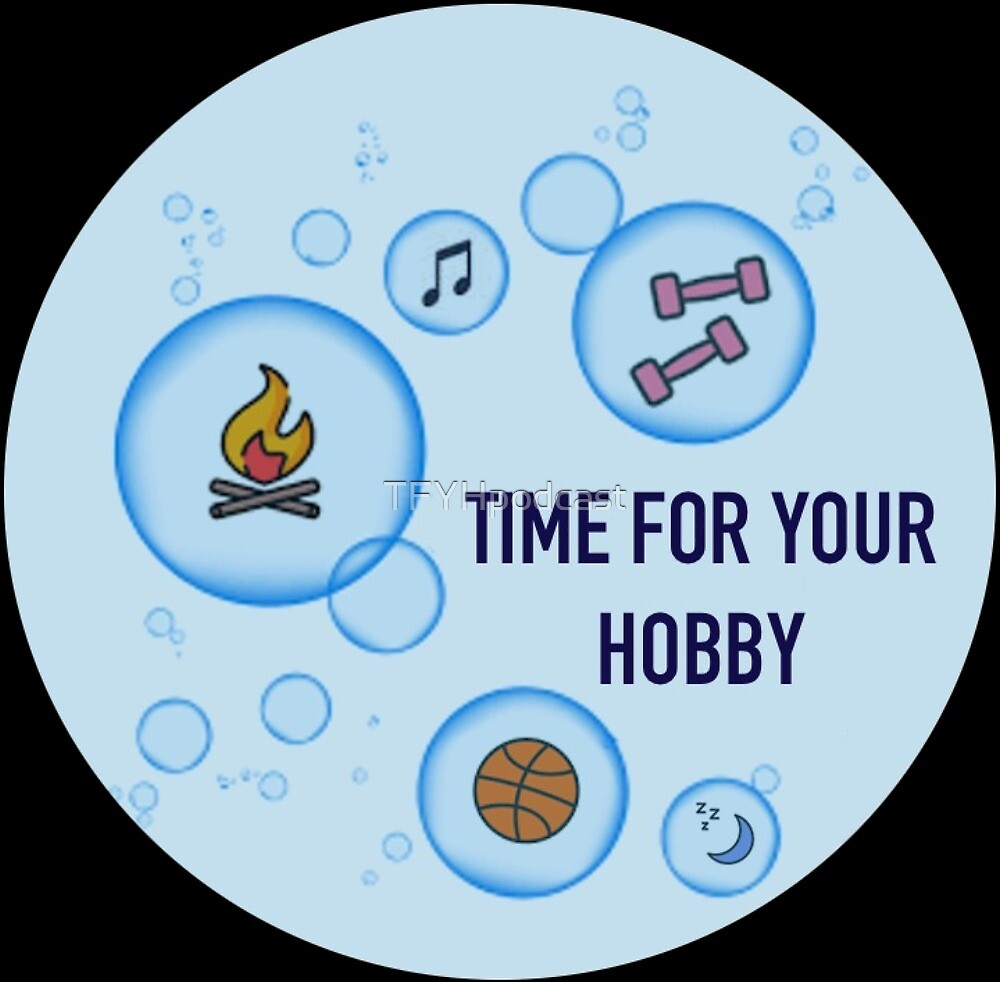 Time For Your Hobby Logo by TFYHpodcast