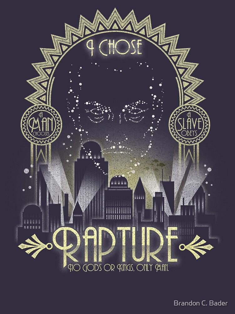 I Chose Rapture by BCArtDesign