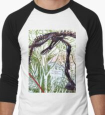 Ancient Hypsilophodon Men's Baseball ¾ T-Shirt