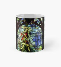 Dossin Great Lakes Museum Gothic Room Stained Glass Window Mug