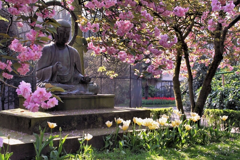 Blessing of Spring by Jo Nijenhuis