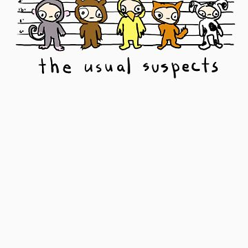 the usual suspects - kids by lynniebelle