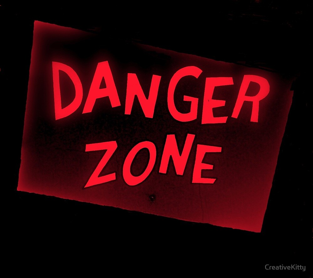 Danger Zone by CreativeKitty