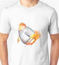 Wren Weasely- Harry Potter Nerdy Bird Unisex T-Shirt