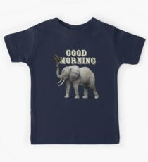 Good Morning Kids Clothes