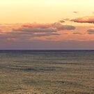 Sunset Panorama by kaledyson