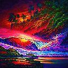 Pele's Island (Fire in the Sky) by jyruff