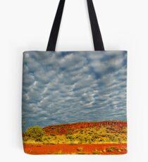 Karijini National Park - Cloudy Day Tote Bag
