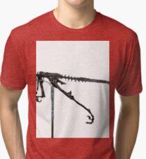 Monstrous Deinonychus Tri-blend T-Shirt