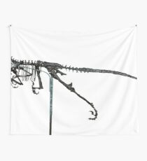 Monstrous Deinonychus Wall Tapestry